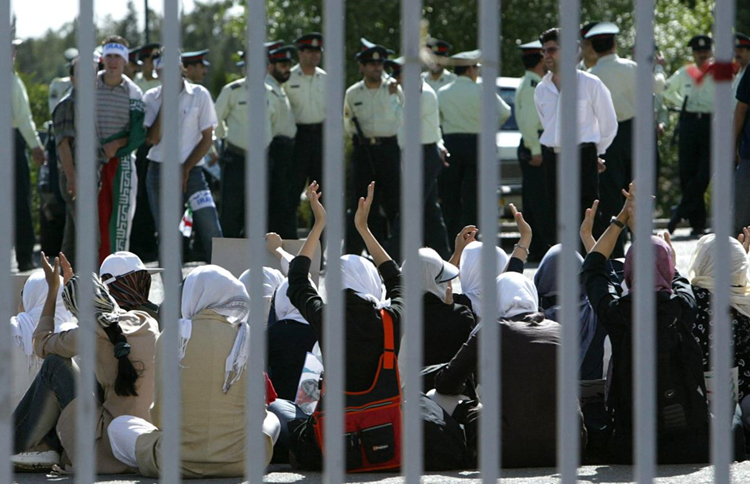 For decades, Iranian women have been banned from entering sports stadiums because of the mullahs' sexist laws, which have turned them into a key and visible battleground for the women of Iran against the misogynist mullahs.
