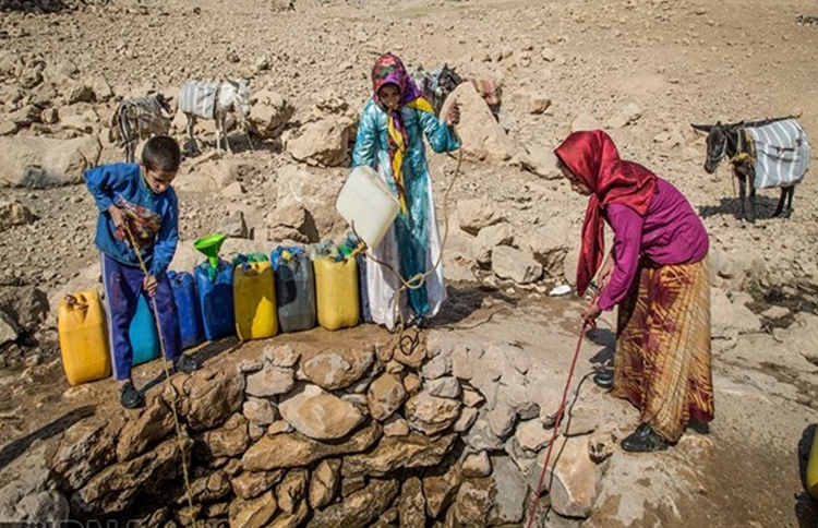 Half of all villages in Iranian province have no water supply network
