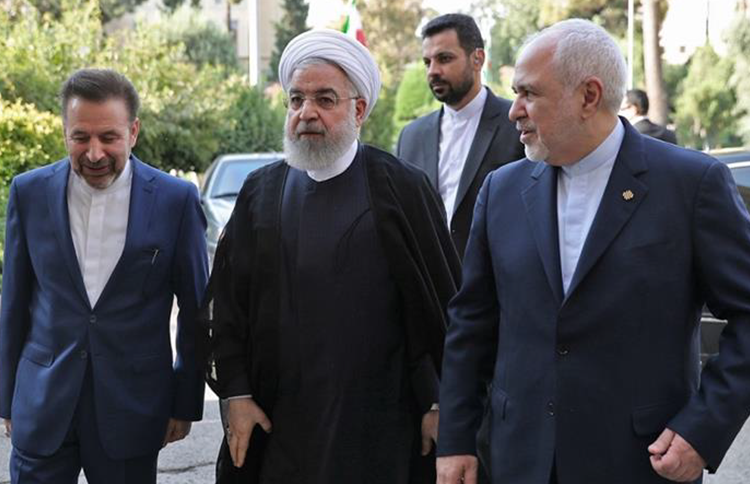 The Iranian government is under maximum international pressure and is grappling with incessant tensions.