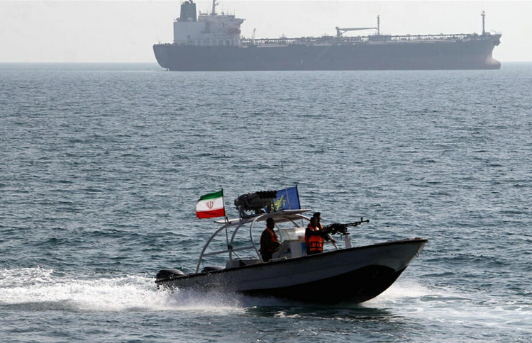 Iranian President Hassan Rouhani threatened the safety of international waterways, on Wednesday, if Iran's oil exports are cut to zero.