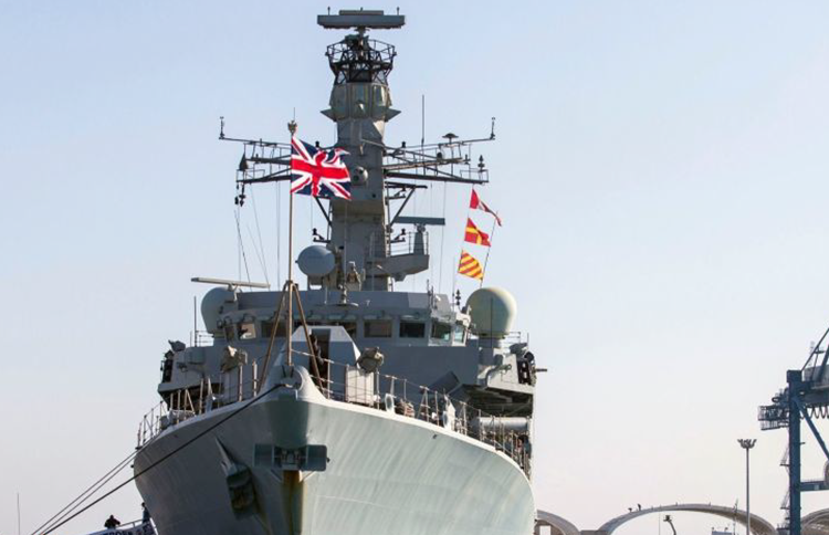 Britain has sent warship HMS Kent to the Gulf to join a United States-led maritime security mission to protect commercial shipping vessels in the region as tensions between the West and Iran continue to rise.