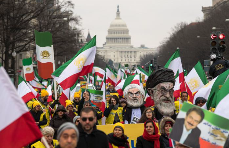 "On Tuesday, September 24, thousands of members of the Iranian diaspora and their supporters from across the United States will rally outside the United Nations building in New York to show their support for the Iranian people's quest for ""regime change"" and to urge the international community to adopt a firm policy towards Iran."