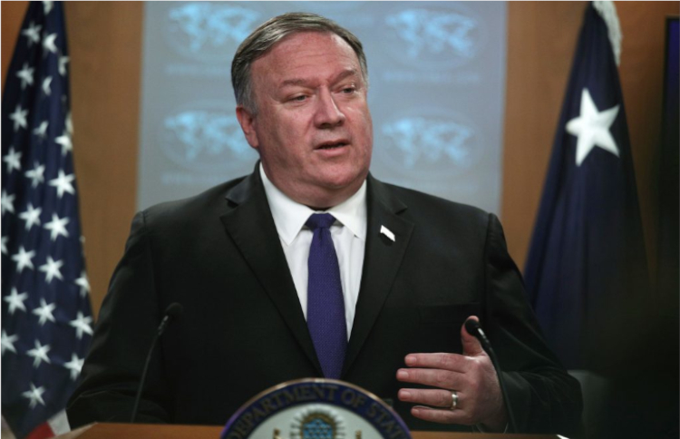 On Sunday, US Secretary of State Mike Pompeo spoke about the threat posed by Iran