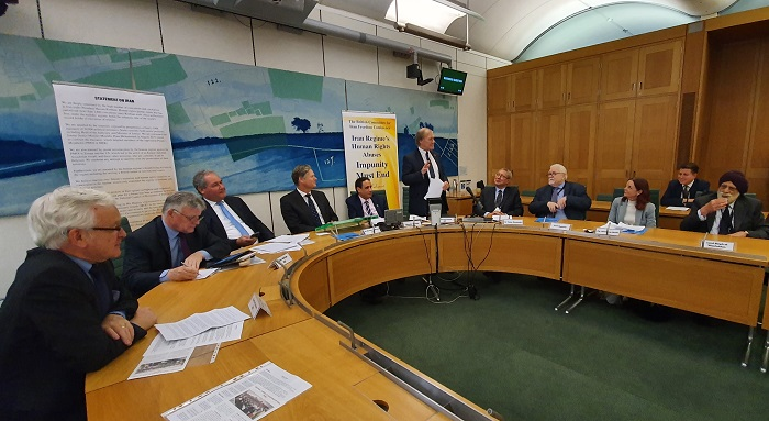 Lawmakers Urge UK Government to Blacklist Iran's Revolutionary Guards