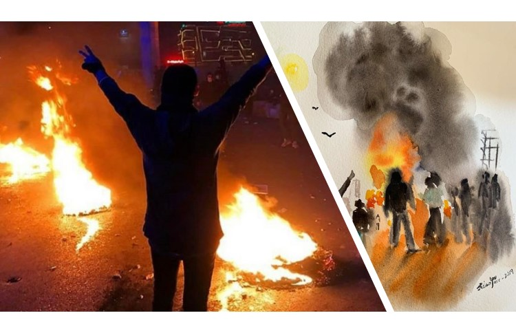 Protest spread over 130 cities throughout Iran