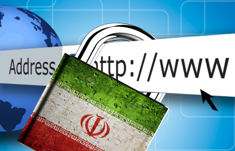 The Iranian government pursues to limit people's access to the internet by NIN