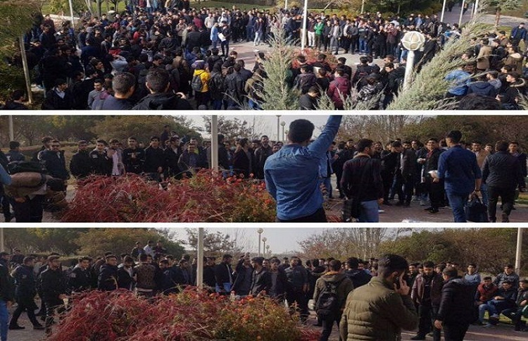 Iran Student Day and regime's fear