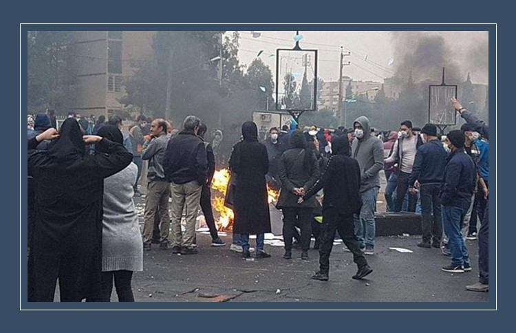 Iran protests 2019