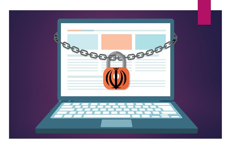 iran internet block