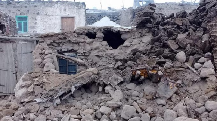 While Iran is known as one of the earthquake-prone areas, but the government is yet cripple in providing minimum needed of quake-stricken people