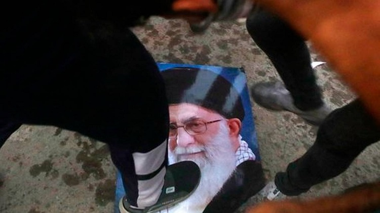 In every February, Iranian authorities try to portray their regime as a stable government, however, after receiving recent blows in different sectors it has dramatically weakened and the ayatollahs are hard struggling to hold themselves in power alone