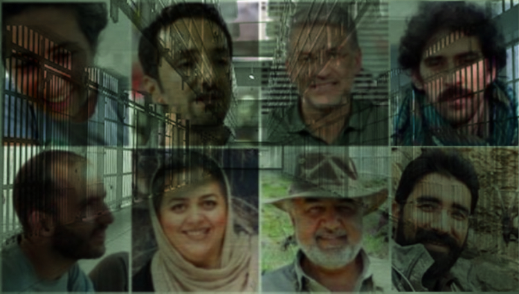 The Iranian government sentenced environmentalists to 58 years in prison based on hollow accusations