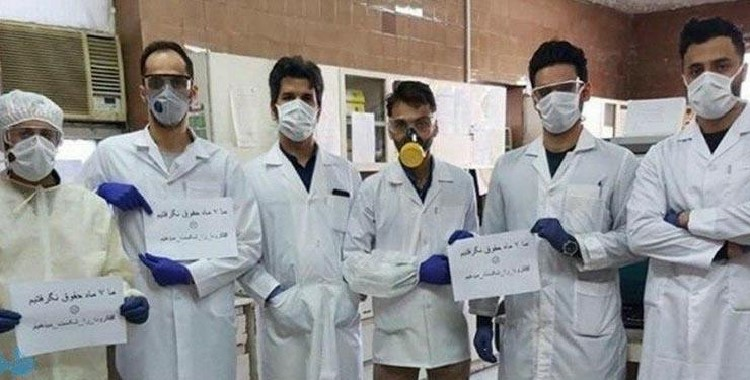Audio file from doctors' assembly in Gilan province sheds light on how the coronavirus crisis has deepened in Iran