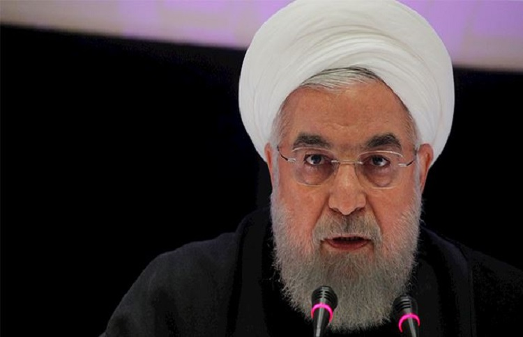 Iran's president Hassan Rouhani and the coronavirus