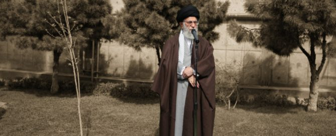 "While many people died of coronavirus in Iran, the supreme leader Ali Khamenei describes it as a ""blessing"""