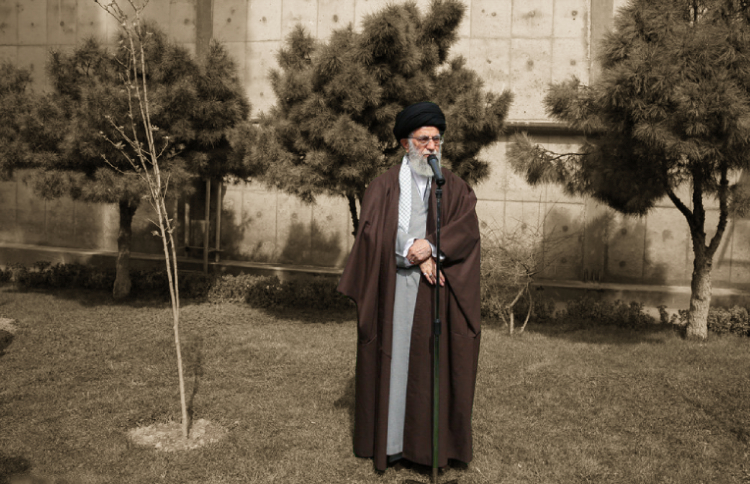 """While many people died of coronavirus in Iran, the supreme leader Ali Khamenei describes it as a """"blessing"""""""