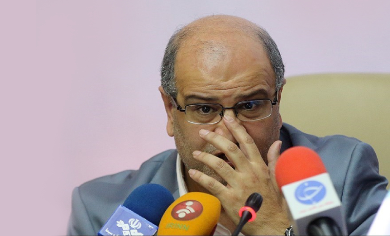 Iran's official for containing coronavirus blames the ordinary people in Qom for spreading the virus in the capital