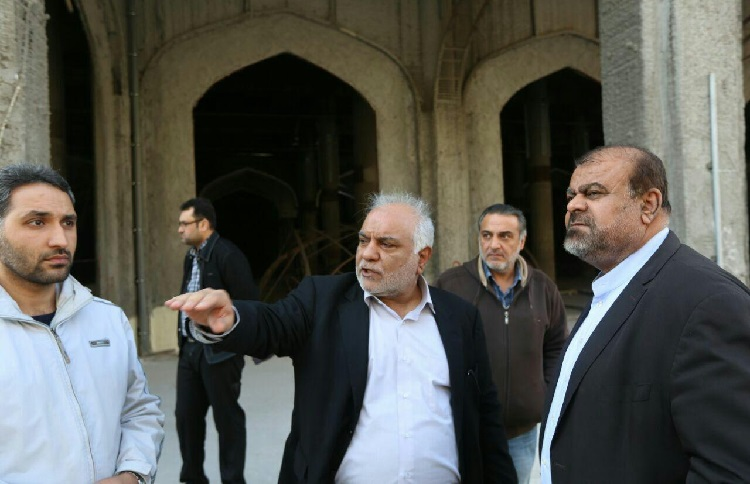"""Iran's IRGC extends its interference in Iraq under the pretext of """"Shrine Reconstruction Group"""""""