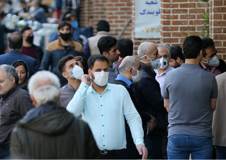 Iranian officials triggered anti-establishment protests by resuming financial activities and putting citizens at the risk of infection with the coronavirus