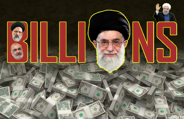 While many people in Irandeal with severe economic pressure, the ayatollahsmanagegrowing businesses withbillions of dollarsofpureprofit