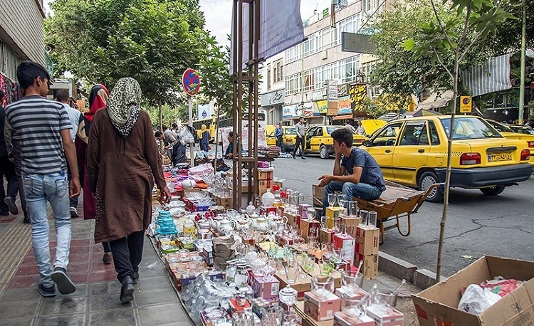 Iran's street vendors are among the most vulnerable people in the coronavirus crisis