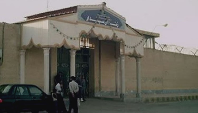 Over 50 female inmates have caught the coronavirus infection in the Sepidar Prison of Ahvaz, in southwestern Iran.