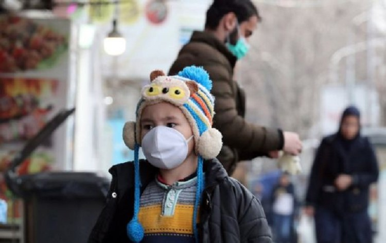 As Iranian officials attempt to portray a normal state of the country, a new coronavirus cluster among children is discovered in Gilan province, northern Iran