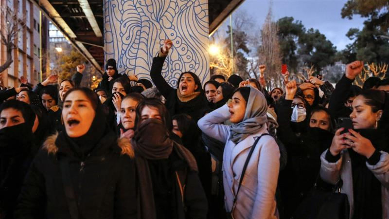 Iranian authorities sentenced January protesters to prison and flogging instead of real criminals