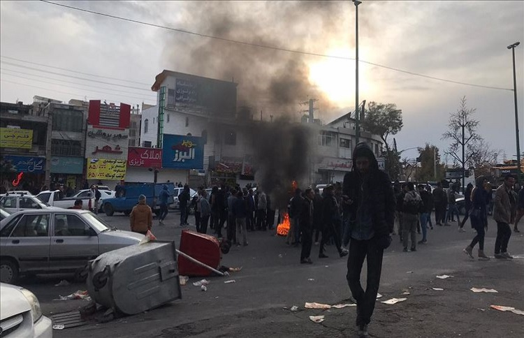 1,500 people killed during protests in Iran