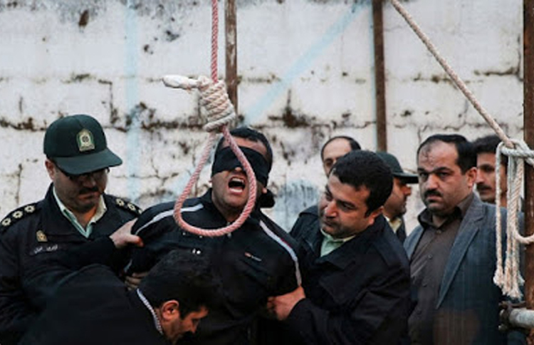 Iran still continues execution of prisoners despite the country is torn by the impact of the ominous coronavirus