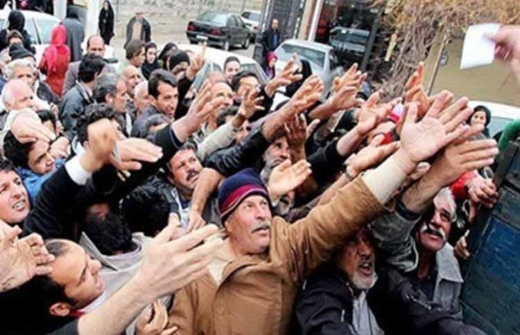 80 Percent of Iran's Population Lives Below the Poverty Line