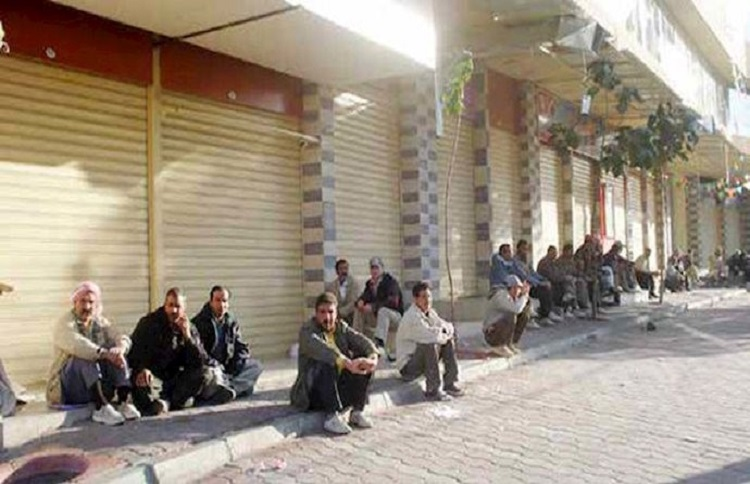 Iran Poverty and unemployment
