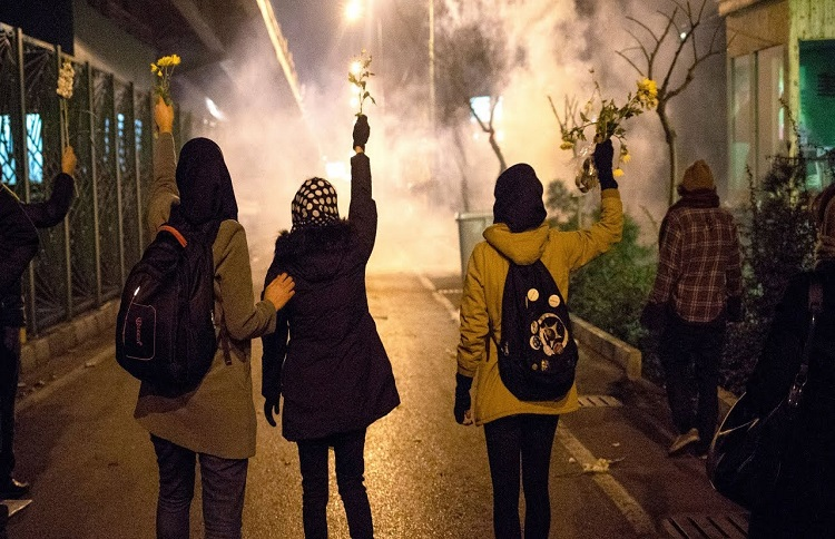 A glimpse of Iran's protests in January 2020