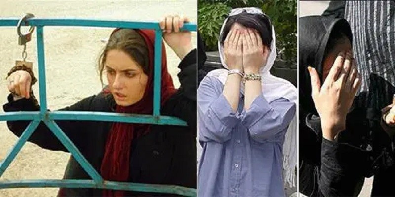 The suppression of women in Iran