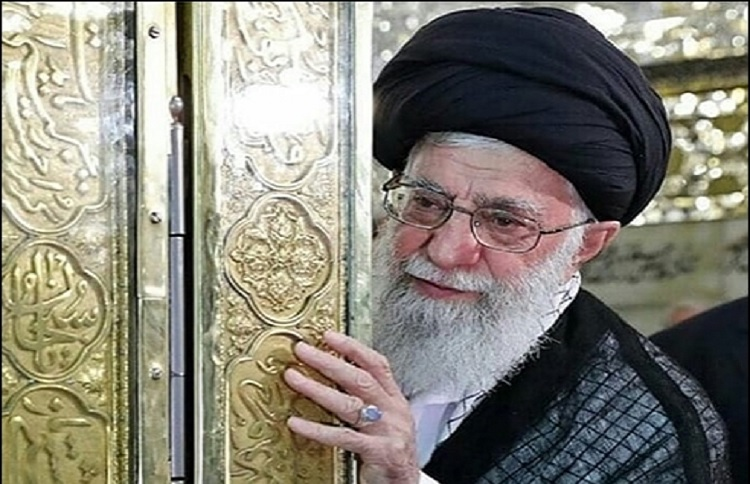 Khamenei is seriously concerned about the fate of her regime