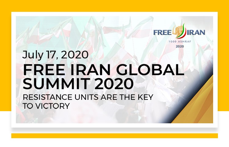 "The National Council of Resistance of Iran (NCRI) is holding its annual ""Free Iran"" summit in support of the Iranian people's uprising"