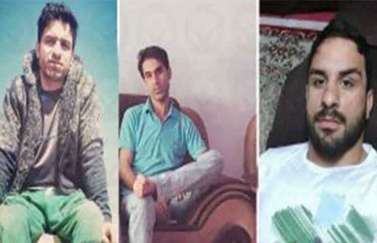 Iran's political prisoners on death row just for protesting and contesting Iran's clerical establishment