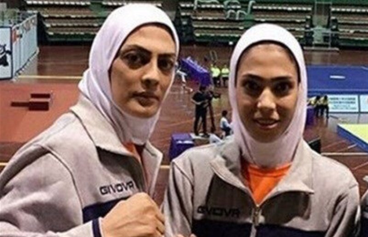 Iran's misogynistic laws ban female athletes for telling the truth