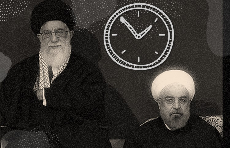 Time is running out for Iran's government