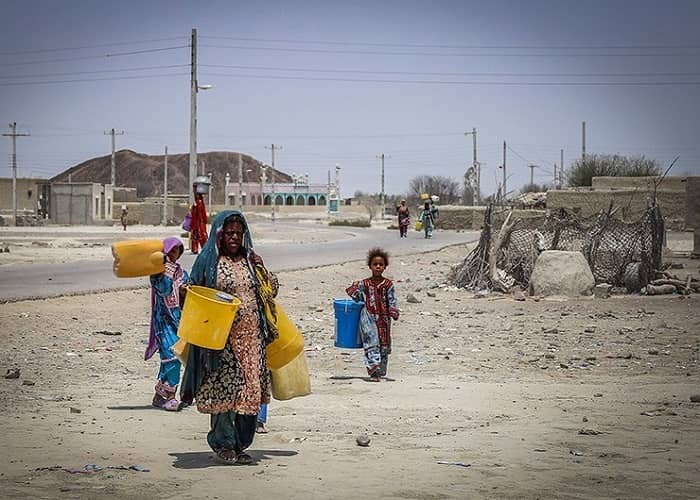 Sistan and Baluchestan is Iran's most deprived province in water supply, according to Iran's Ministry of Energy estimates