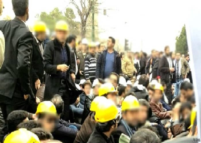 Protests spread across Iran this weekend, featuring people from all walks of life. (Image: Archive)