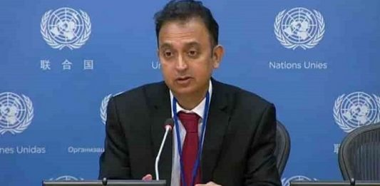 Javaid Rahman, Special Rapporteur on the situation of human rights in Iran