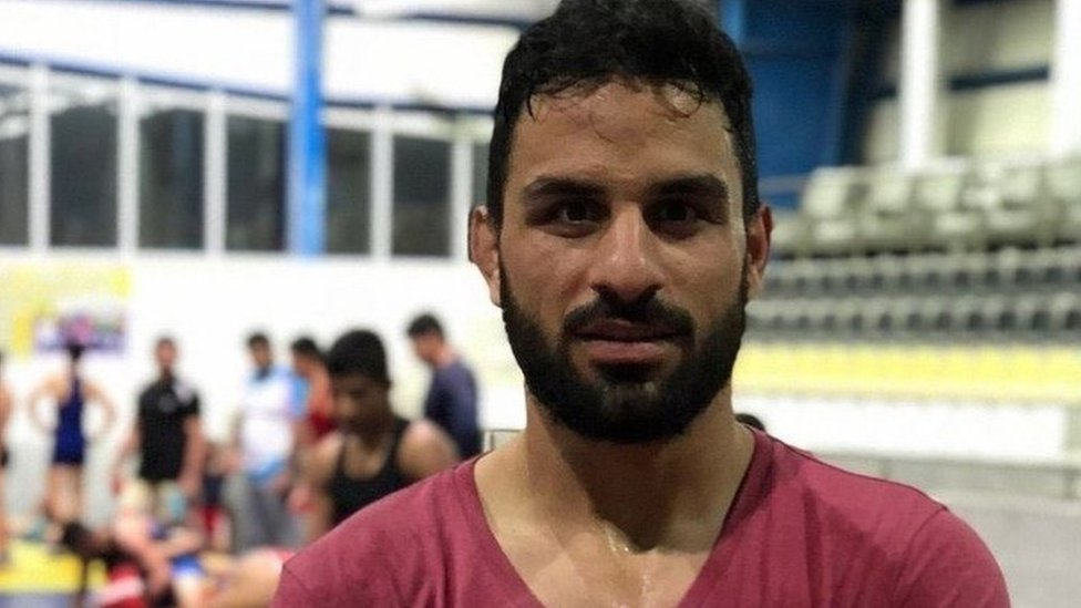 Iranian authorities insist on the execution of champion wrestler Navid Afkari while the world severely objects