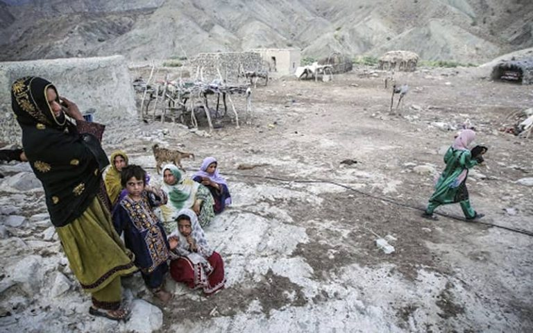 Poverty in Iran's Sistan and Baluchestan Province