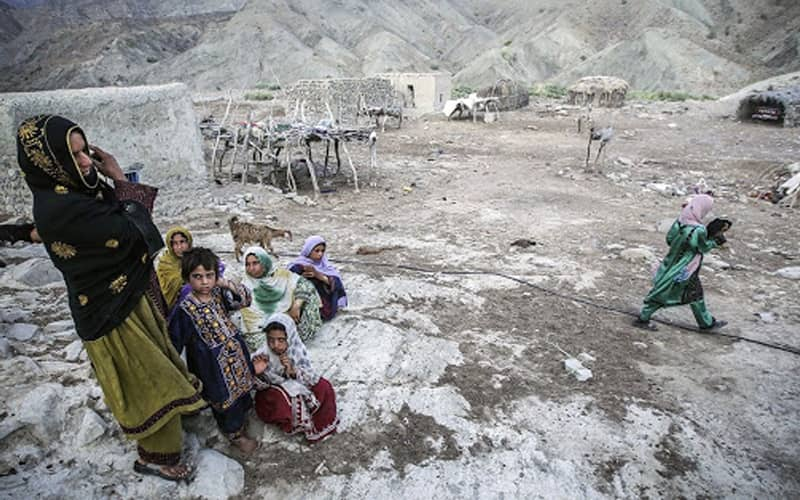 As the Iranian government spends the national resources on aggressive and oppressive policies, many people in Iran, e.g. in Sistan and Baluchestan province, have to bear intolerable hardships