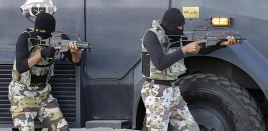 Iran-backed terror squads attempt to subvert regional states to create chaos and instability across the Middle East