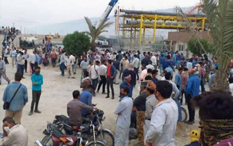 Iran: Nine Economic Protests in Two Days