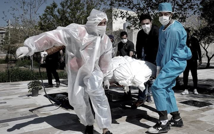 Analysis: Iran and a Painful Week of the Coronavirus