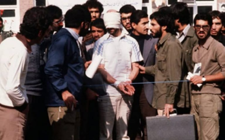 Iran's Hostage-Taking Government Only Responds to Firmness