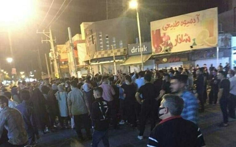 71 Iranians Summoned to Court Over July Protests